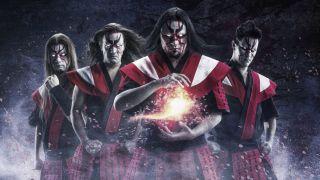 Whispered band promotional photo