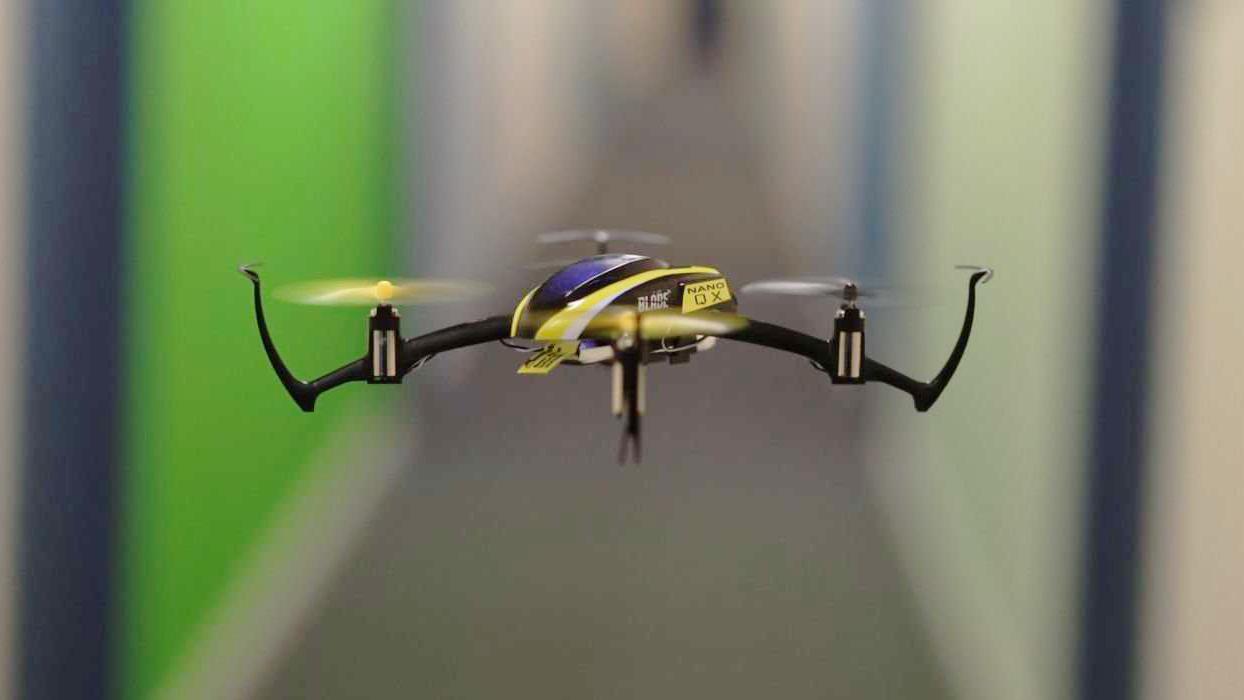 Meilleur drone: Blade Nano QX RTF