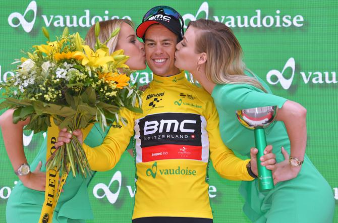 Richie Porte (BMC) leads the Tour de Suisse, after stage 7