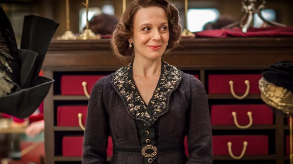 Mr Selfridge's Amanda Abbington