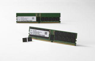 SK hynix lancia la nuova DRAM DDR5 1Ynm