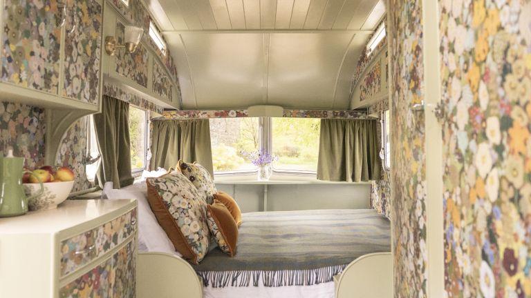 House of Hackney X Jeep, Castle Caravans