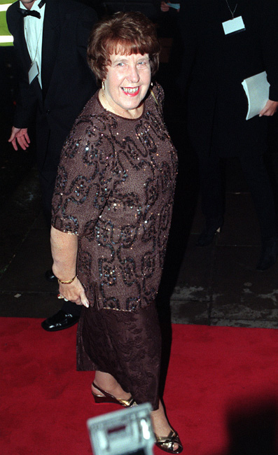'Nora Batty' actress Kathy Staff dies, aged 80
