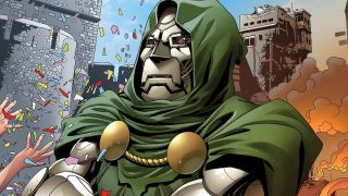 Doctor Doom writer Christopher Cantwell opens up about why Victor Von Doom is one of the coolest comic book characters