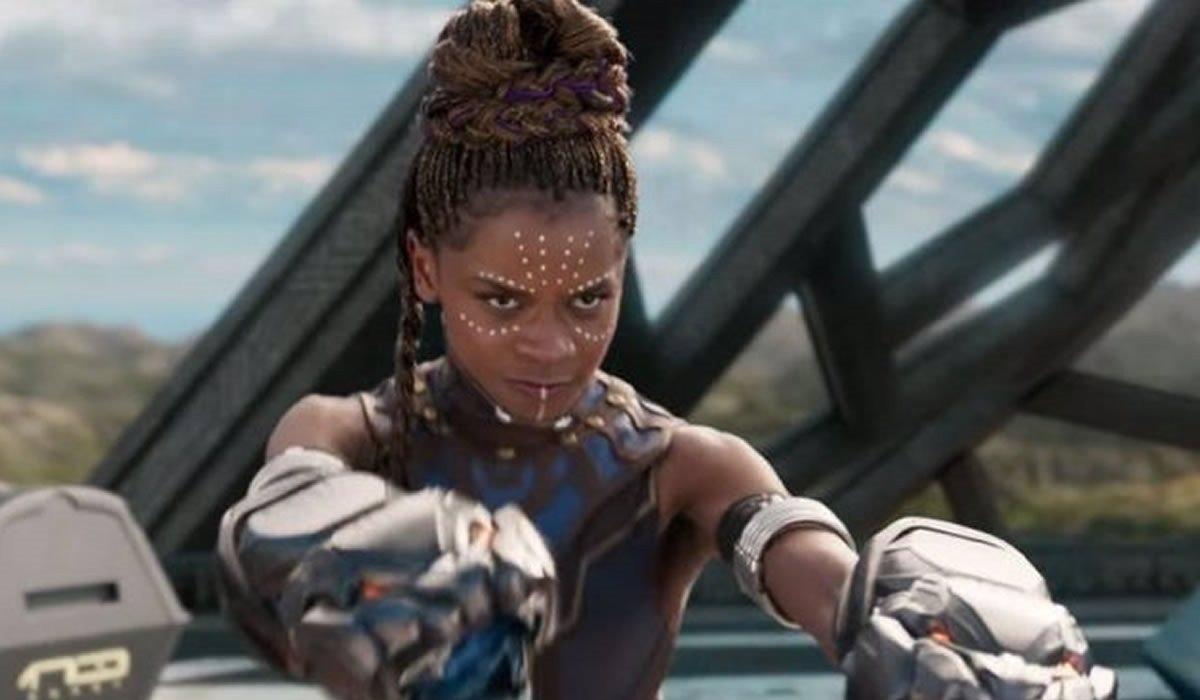 Shuri in Avengers Infinity War