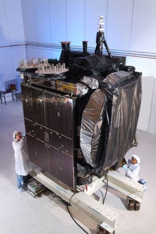 Intelsat's 'zombie satellite' Galaxy 15