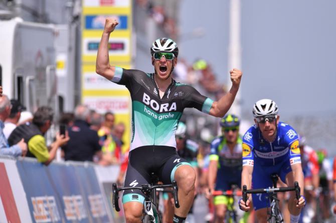 Pascal Ackermann wins the final stage of the Tour de Romandie