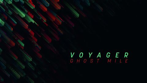 Cover art for Voyager - Ghost Mile album