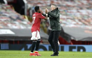 Manchester United v Brighton and Hove Albion – Premier League – Old Trafford