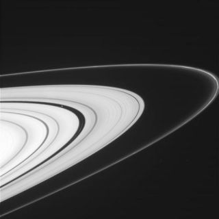 saturn a ring s ring