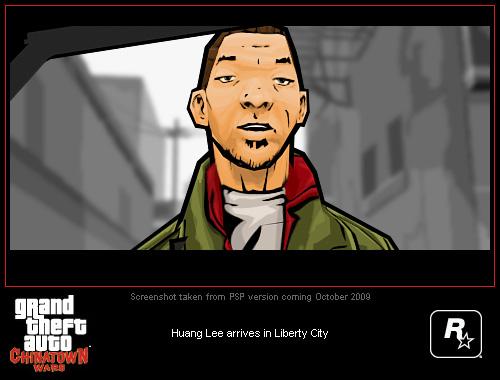 Grand Theft Auto: Chinatown Wars PSP Screenshots #9000