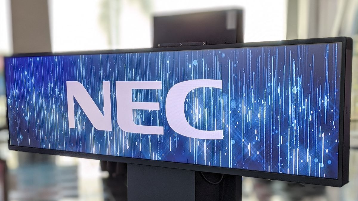 NEC and Sharp to combine their display businesses in joint venture