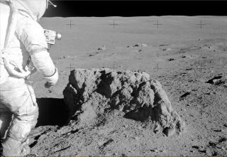 If life existed on the moon, we haven't found its remains yet.
