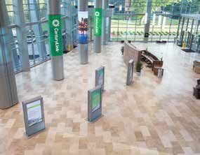 Idibri Chooses Top Displays for CenturyLink R&D Center