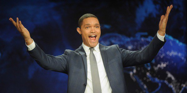Trevor Noah, current host of The Daily Show on Comedy Central