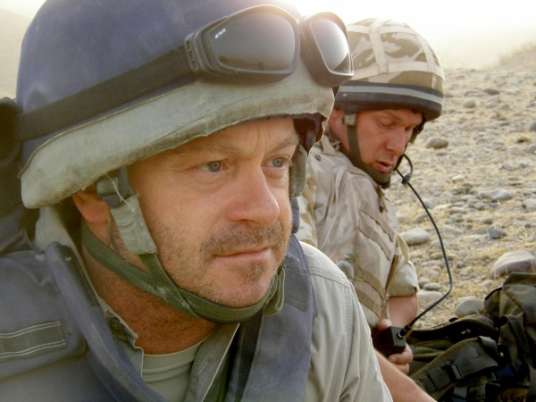 Sky's Ross Kemp In Afghanistan