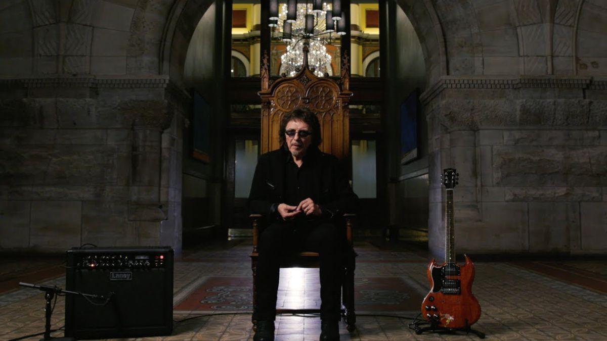 "Tony Iommi: ""I could relate to Django Reinhardt after losing two fingers, and listening to him inspired me to play more"""