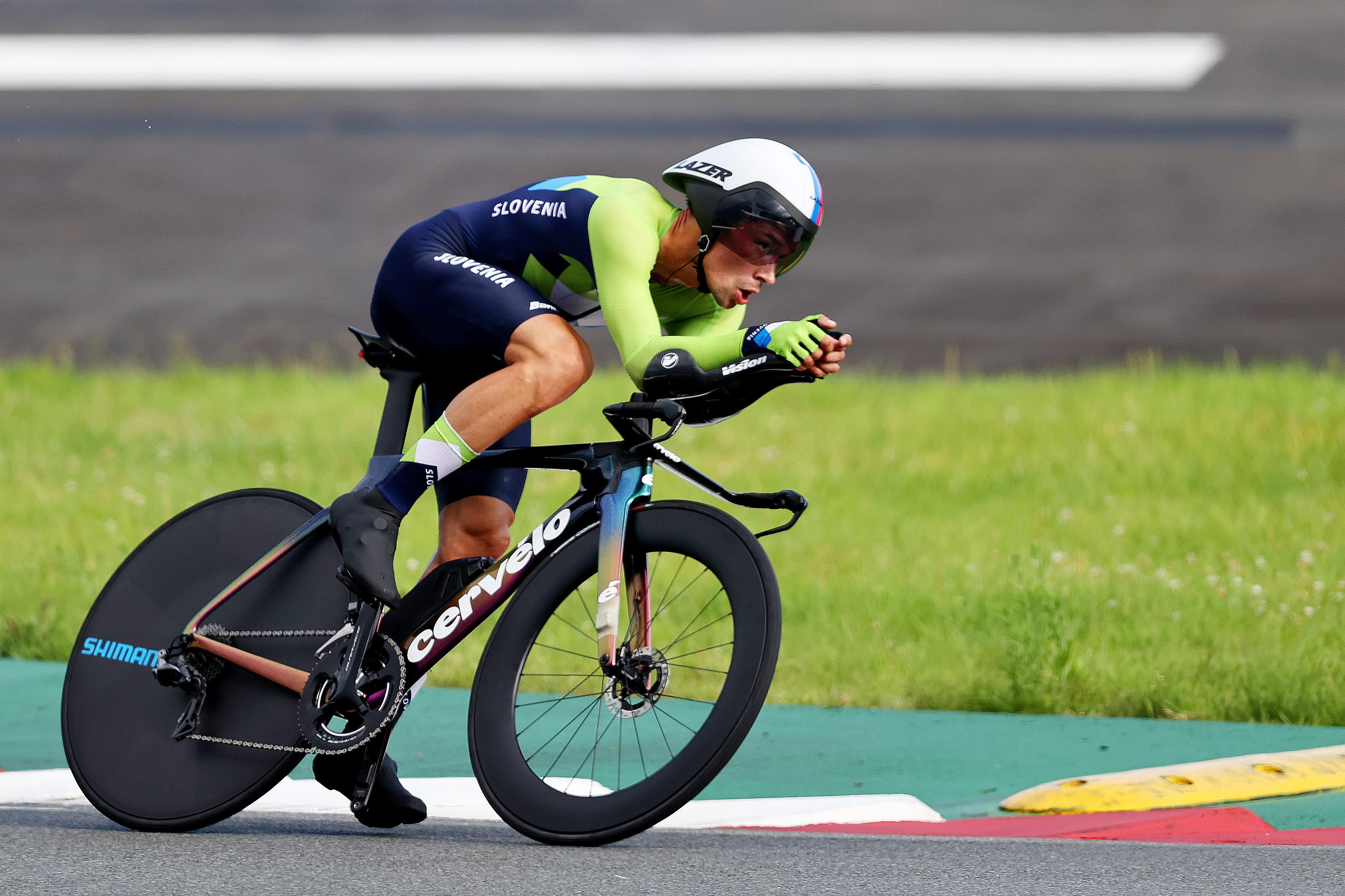 Tokyo 2021 men's individual time trial