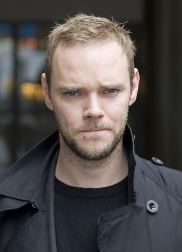 Joe Absolom: 'I felt really star-struck!'