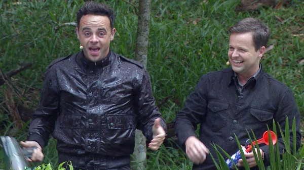I'm A Celebrity's Ant and Dec
