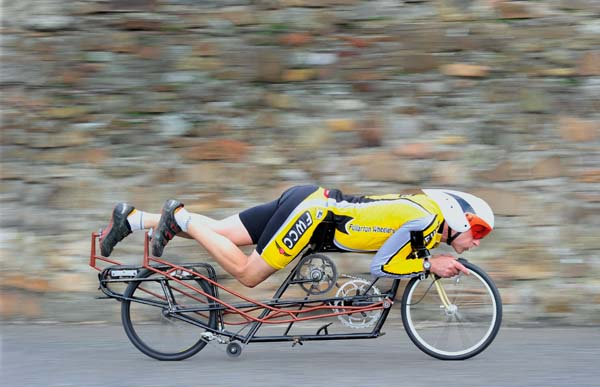 Land Speed Record >> Graeme Obree's 'Beastie' bike among his memorabilia up for ...