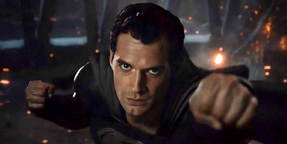 Henry Cavill is Superman in Justice League
