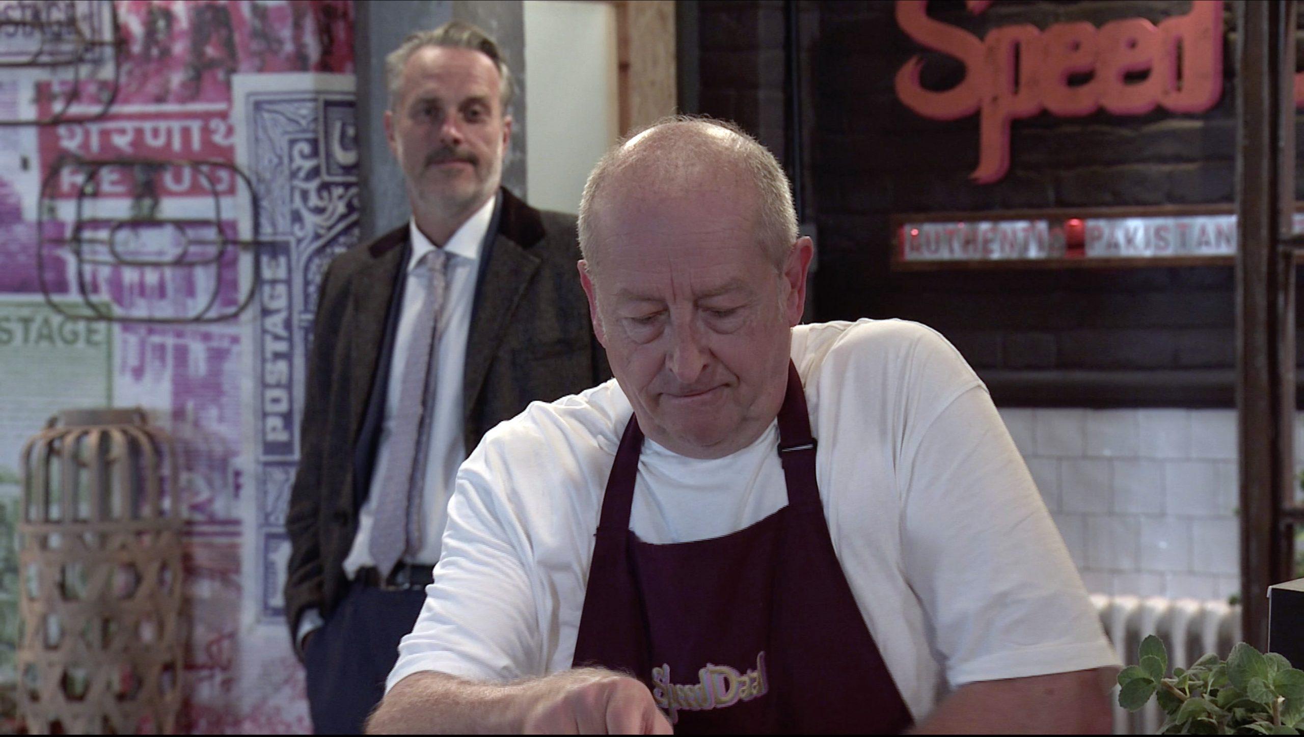 Spoiler en Coronation Street: Johnny Connor se derrumba y confiesa