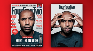 Get your hands on the April 2021 issue of FourFourTwo magazine – available in print or on iPad and iPhone – from March 10