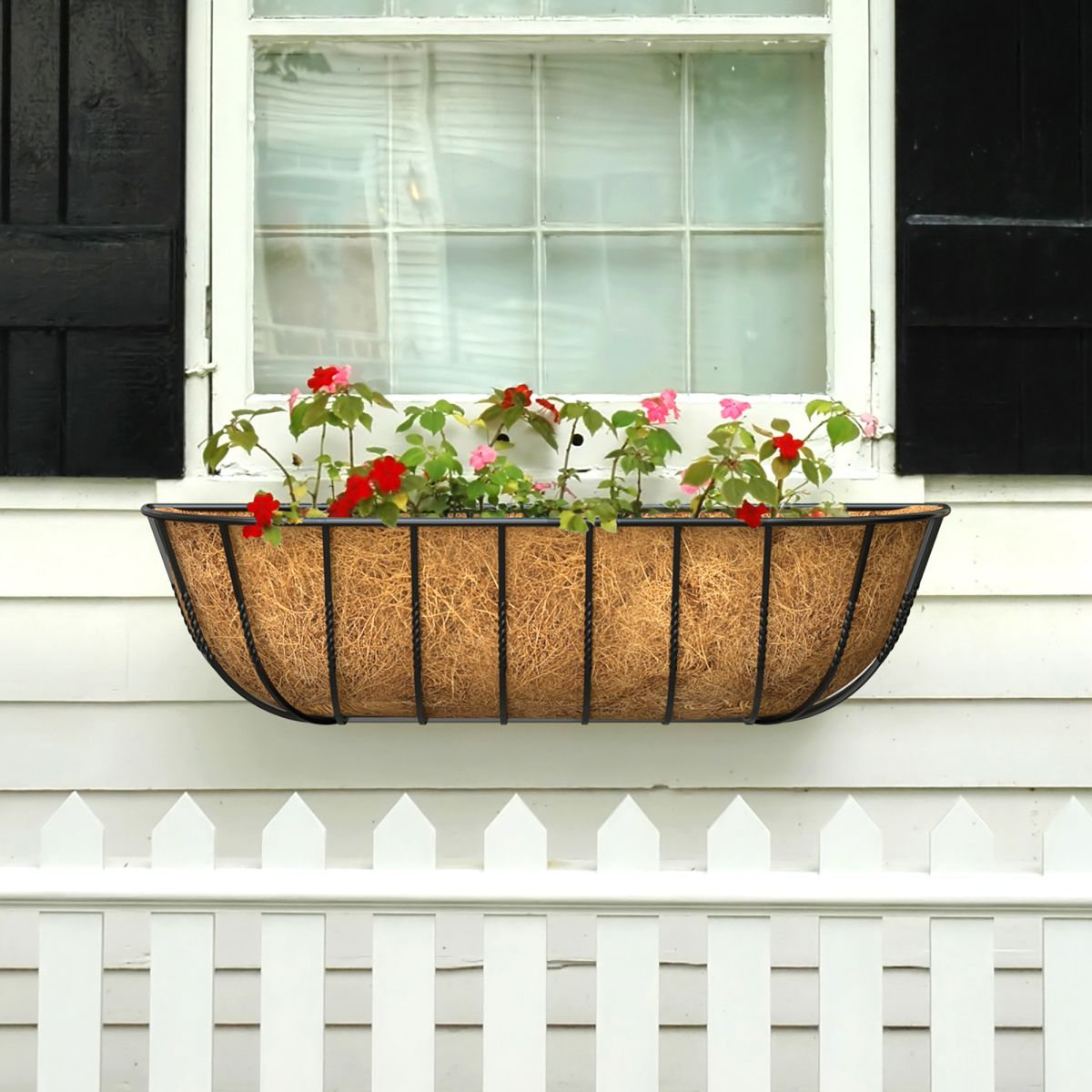 15 window box ideas – perfect planting tips for floral interest in all seasons