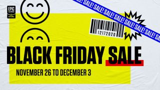 Epic Games Store Black Friday Sale 2020