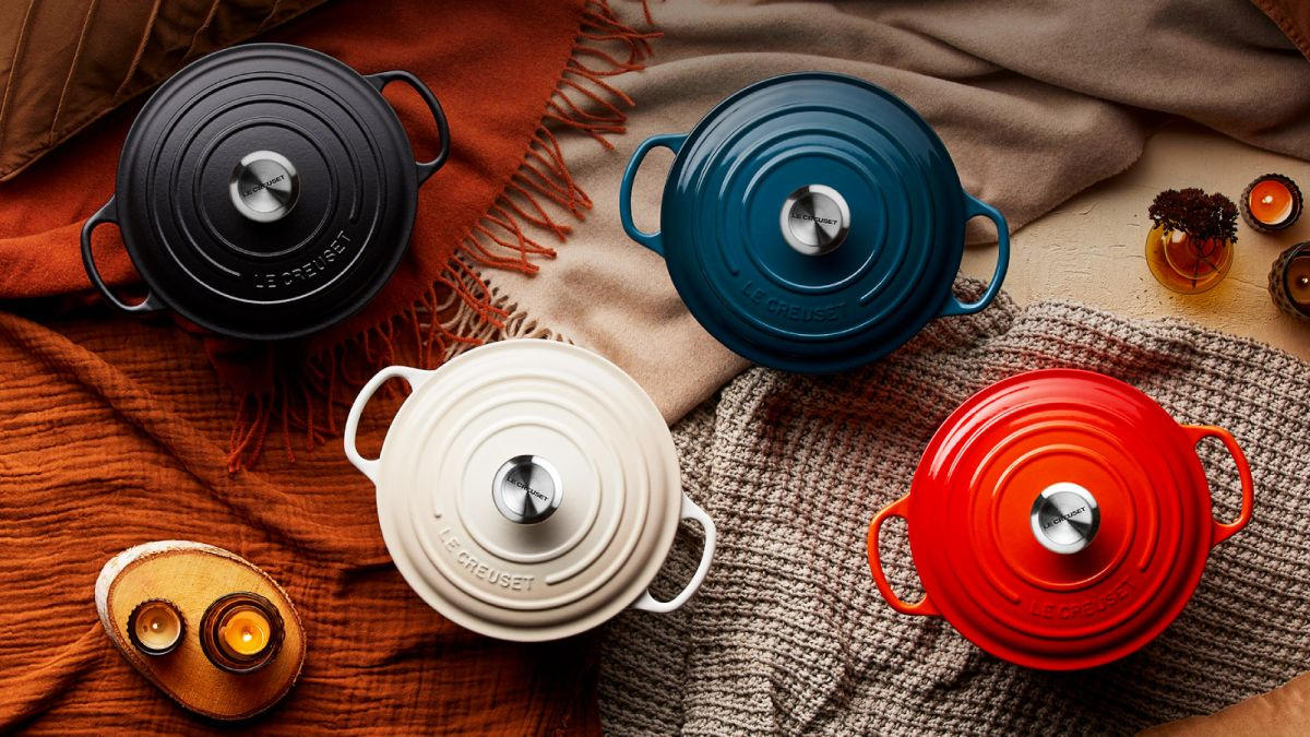 Le Creuset have some great bargains on - including £200 off!