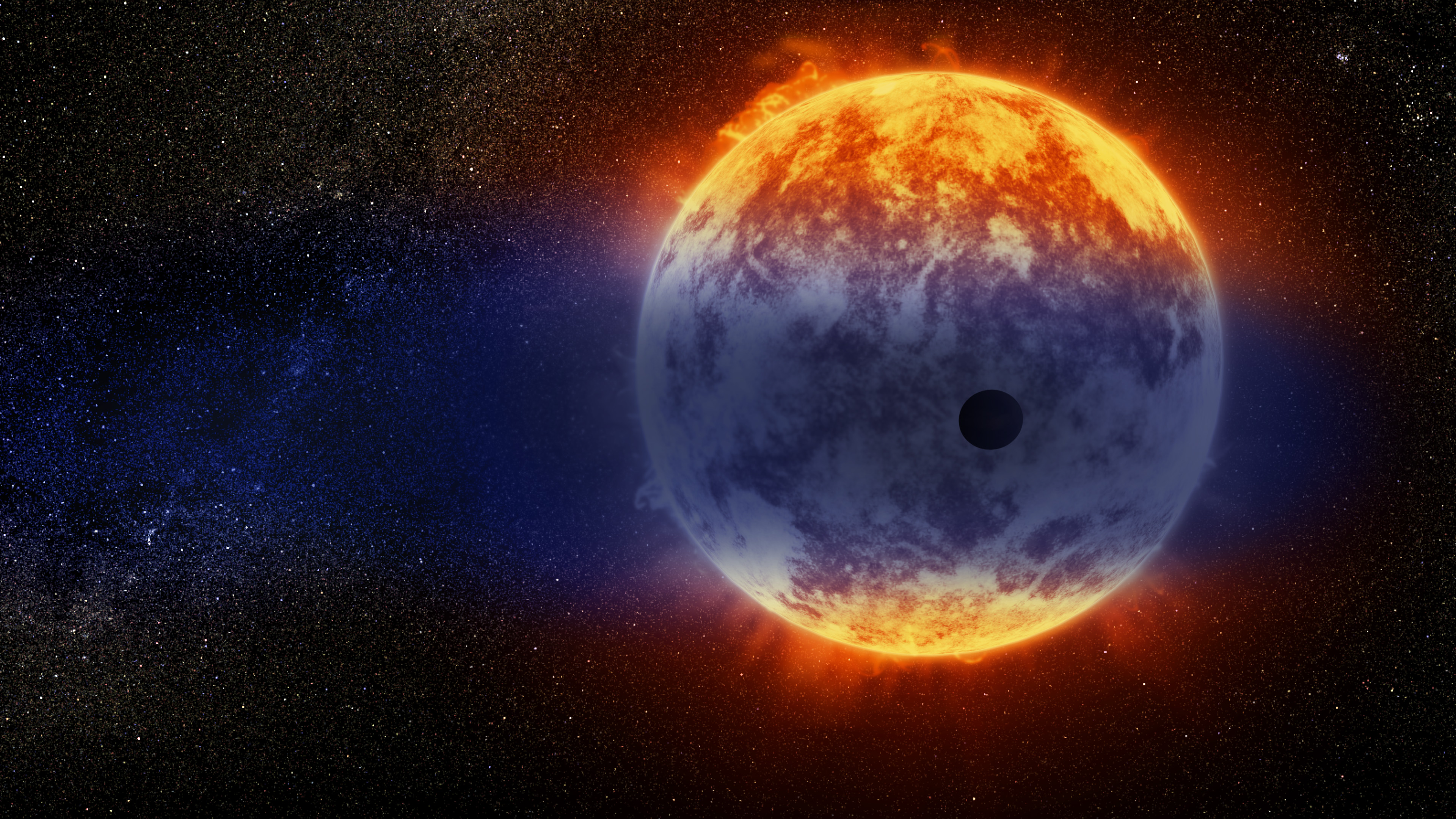 Smoking Gun': Neptune-Size Alien World Is Evaporating at Record Rate | Space