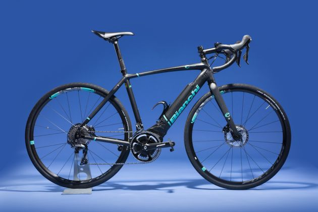 Bianchi Impulso E-Road review - Cycling Weekly e85aeb395f9