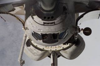 Mission Discovery: Shuttle Astronauts to Land Today