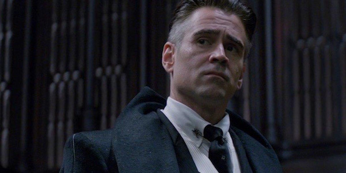 Colin Farrell's Mysterious The Batman Villain Role Seemingly Has Been Confirmed