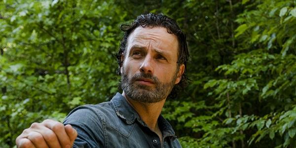 Rick the walking dead season 7