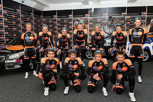 Motorpoint team 2011