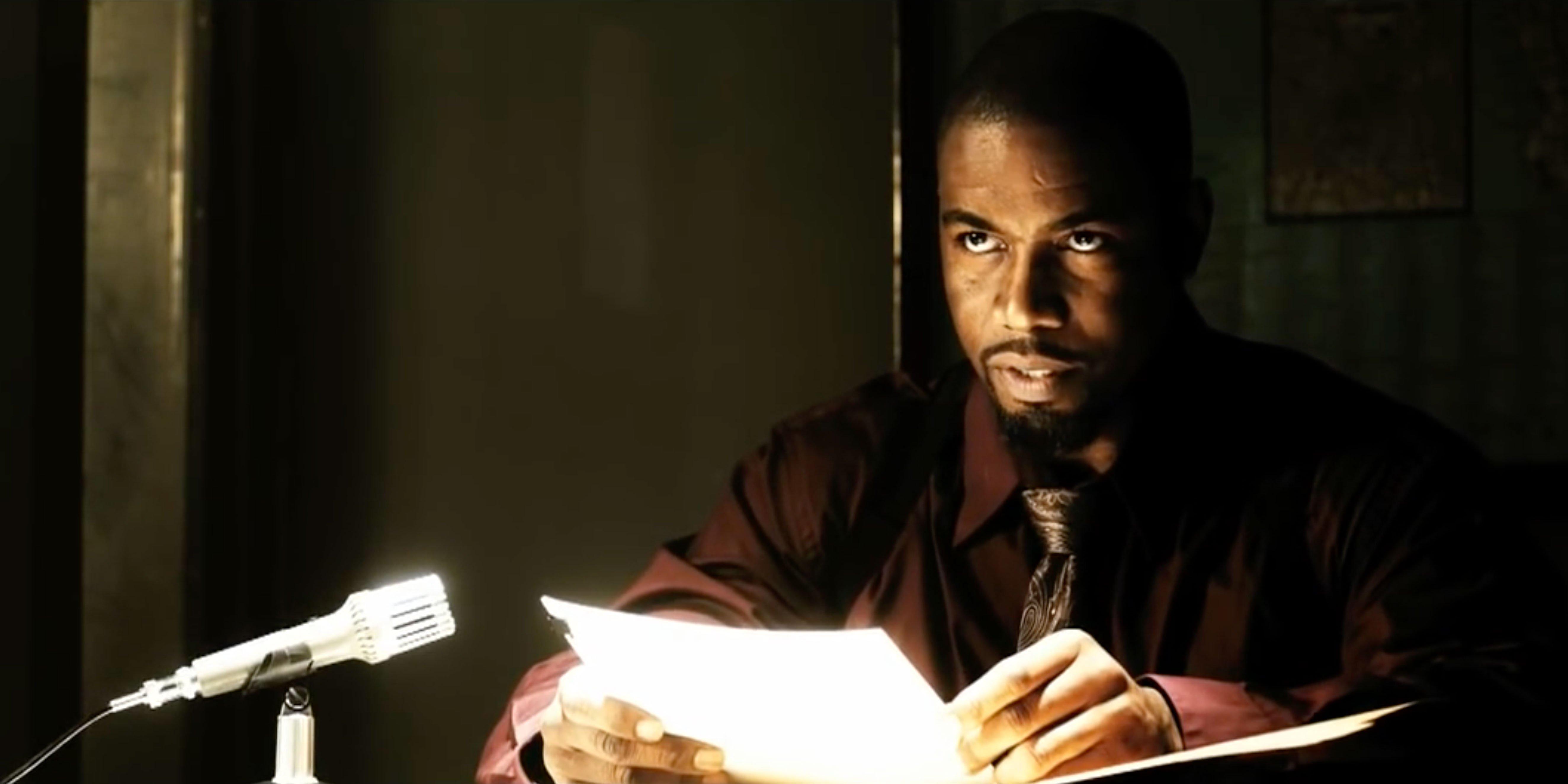 Michael Jai White as Jax Briggs in Mortal Kombat: Rebirth