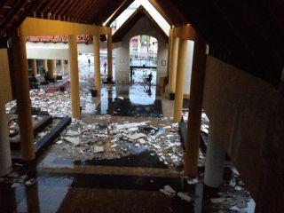 Hurricane Odile damage