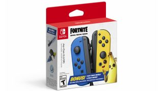 Fortnite Switch Joy-Cons