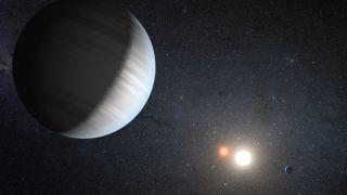 solar system kepler 47