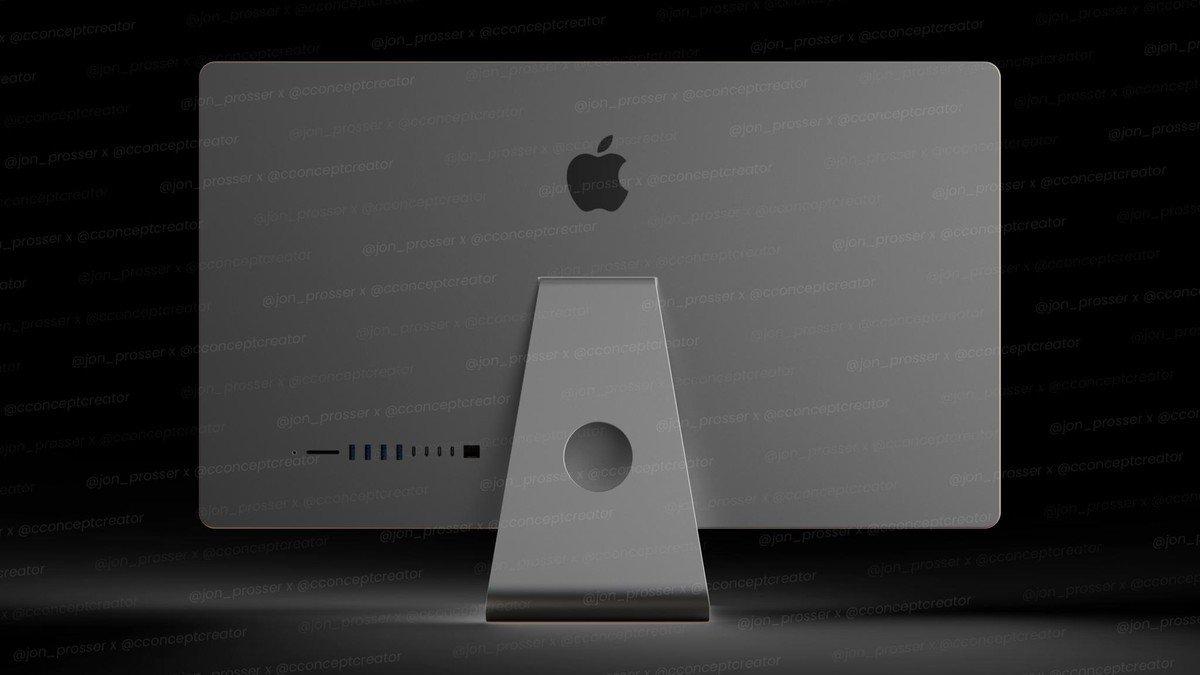 Rumored iMac (2021)
