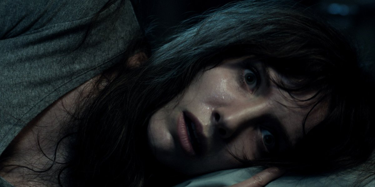 Annabelle Wallis as Madison in Malignant
