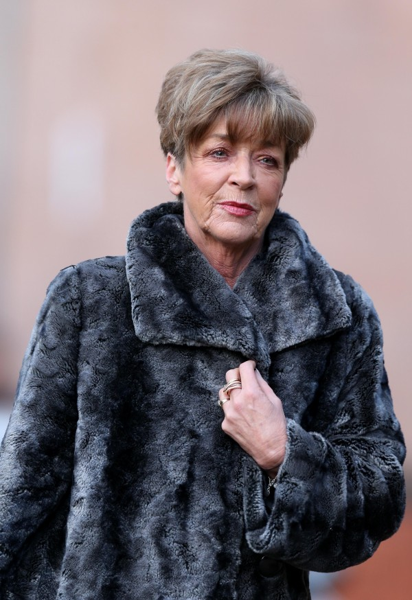 Anne Kirkbride played the role of Deirdre Barlow for 42 years