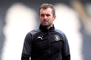 Nathan Jones File Photo