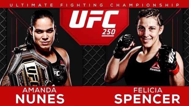 Ufc 250 Live Stream Watch The Ppv Event Online For Nunes Vs Spencer And Assuncao Vs Garbrandt Gamesradar