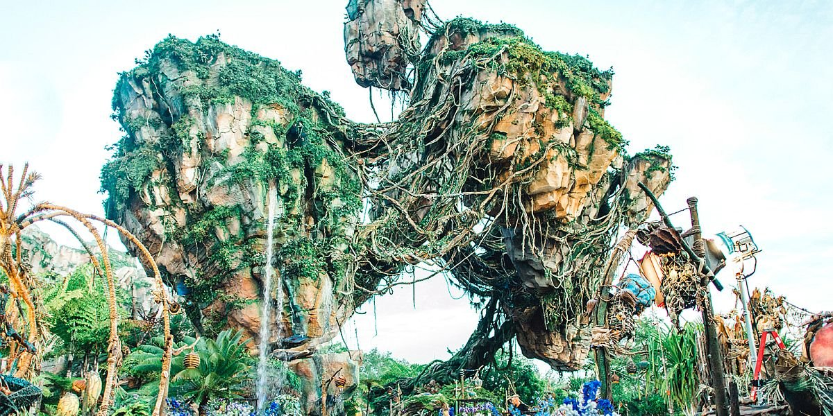Disney's World Of Avatar Was Almost Something Wilder And Totally Different