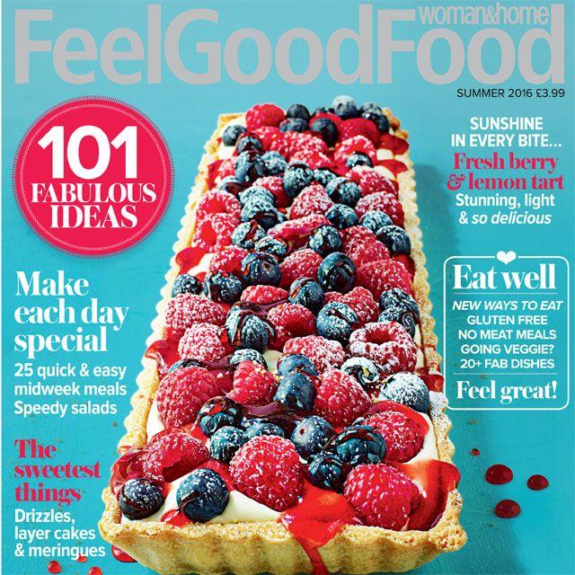 Feel Good Food Summer 2016