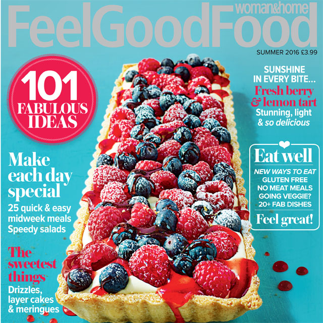 Feel Good Food Magazine Feel Food on