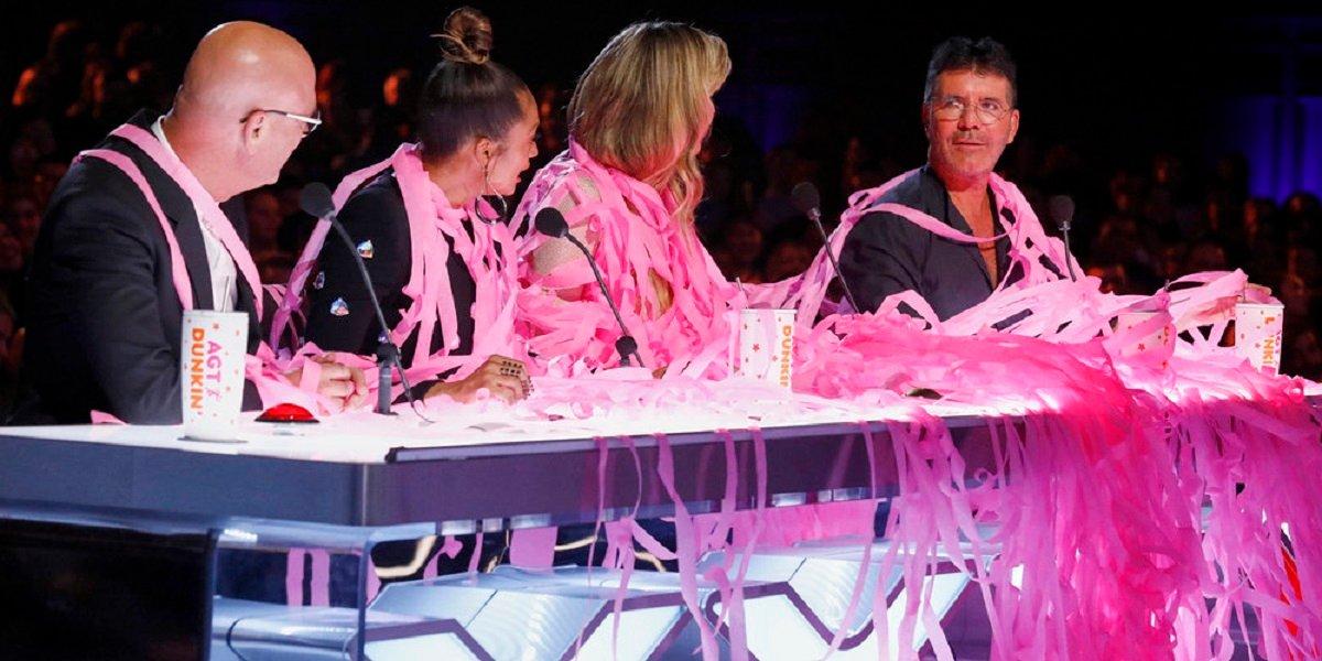 America's Got Talent: The Champions NBC